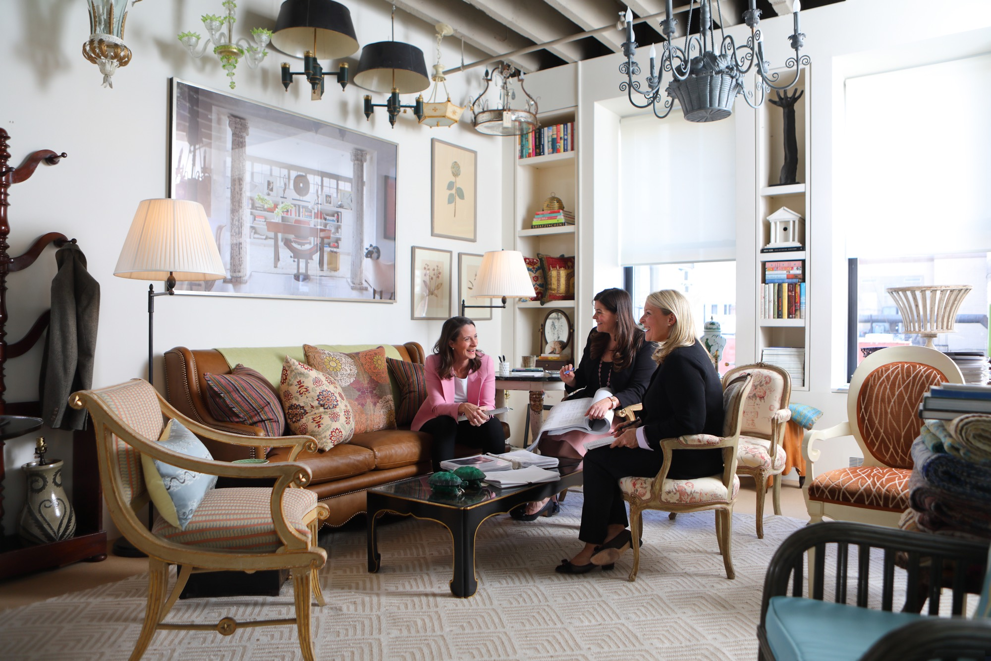 Firm Legacy Bunny Williams Interior Design
