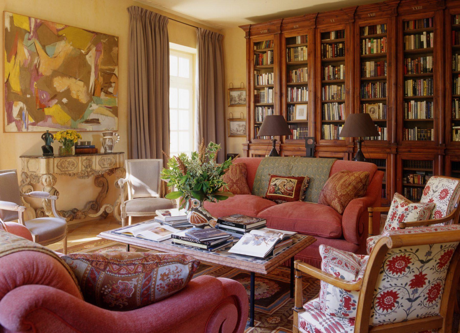 House In Provence Bunny Williams Interior Design