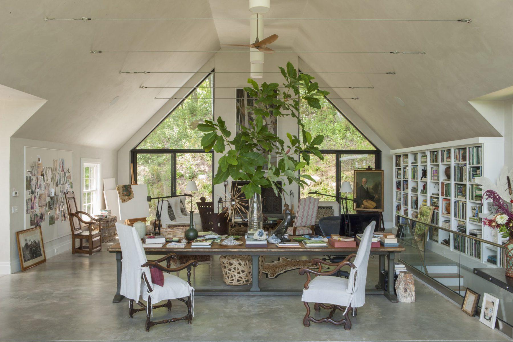 Bunny S Studio Bunny Williams Interior Design