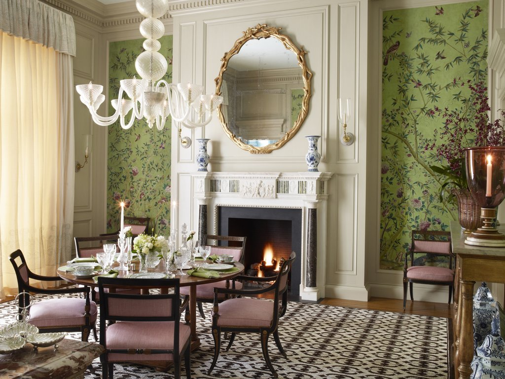 A Reflection On All Things Mirrored Bunny Williams Interior Design