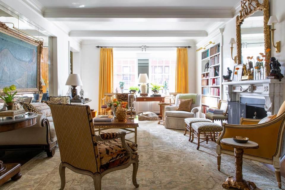 Inside Bunny S New York Apartment Bunny Williams Interior Design